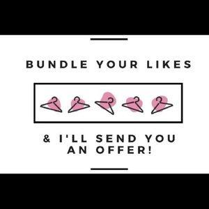 Bundle and save make offers!!
